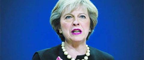 """英国将公布首份""""脱欧路线图"""""""
