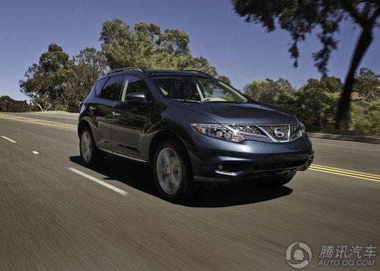 骑士风范 试驾东风日产新款SUV车型楼兰高清图片