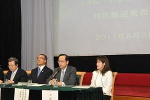 福田前首相表示,长崎县和中方举办纪念辛亥革命系列活动,对发展日中关系是好事。回顾历史有助于我们审视日中关系现状,展望双边关系未来。
