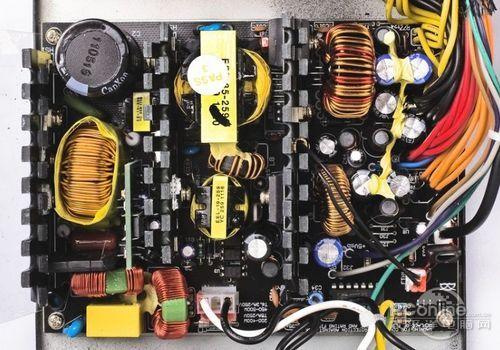 清凉电源三要素 鑫谷gp550bh完美演绎