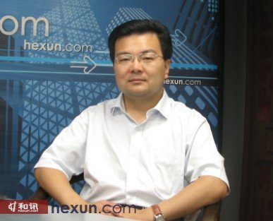 中国黄金协会副会长张炳南先生