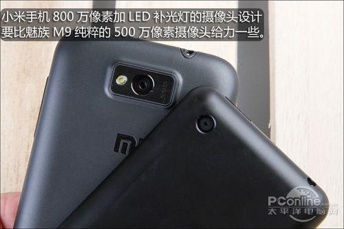 ...  micro usb   小米手机的机身左侧采用   左侧也完全不同