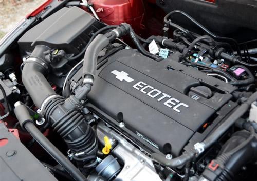 科鲁兹最初将装备112马力的1.6升dvvt和140马力1.8升dvvt汽高清图片