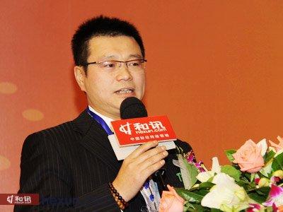 大洋集团副总裁 蒋宏毅