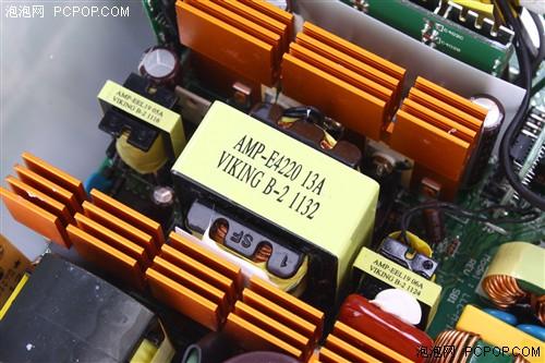 振华这颗变压器中还有llc电路中需要的谐振电感.