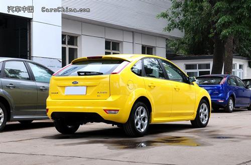 国产全新2012款长安福特福克斯怎么样 与海外车型同步 高清图片
