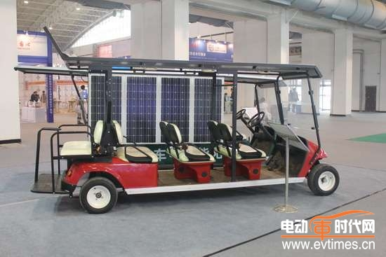 """大连森谷新能源让电动车""""驮着阳光跑"""""""