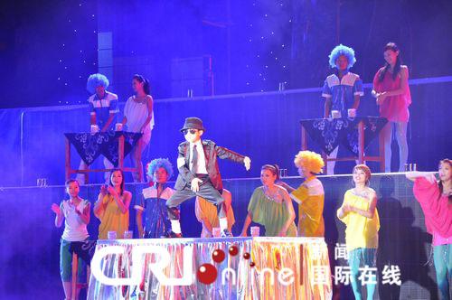 第三届桂林视频文化山水旅游节开幕式文艺晚国际康鼎图片