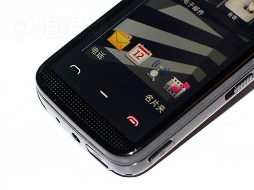 诺基亚/作为一款智能娱乐手机,该机采用了SymbianS60第五版智能操作...