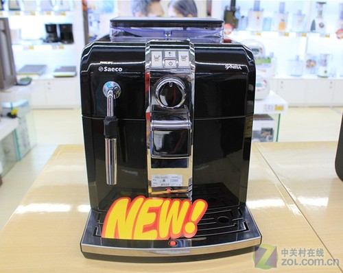 飞利浦HD8833 15咖啡机