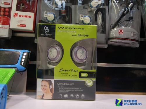 欧凡OA SD10插卡耳机