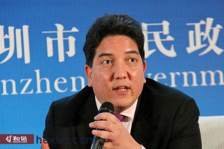 新际集团中国首席代表 Dean Owen