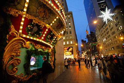 2011色彩缤纷的圣诞前瞻【组图】