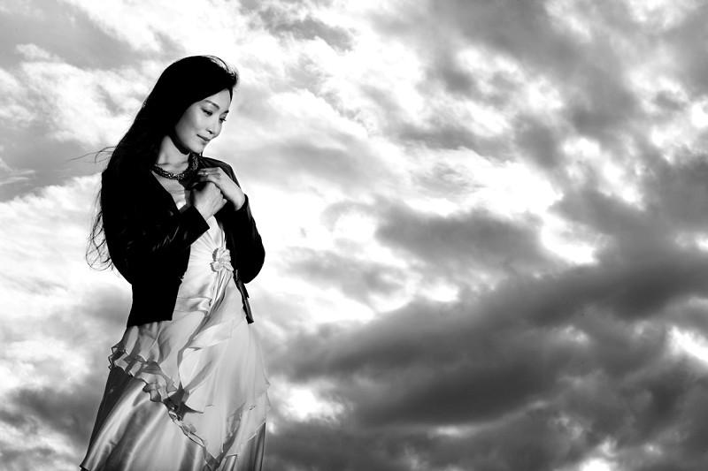 做新疆民歌传唱者是我的梦想