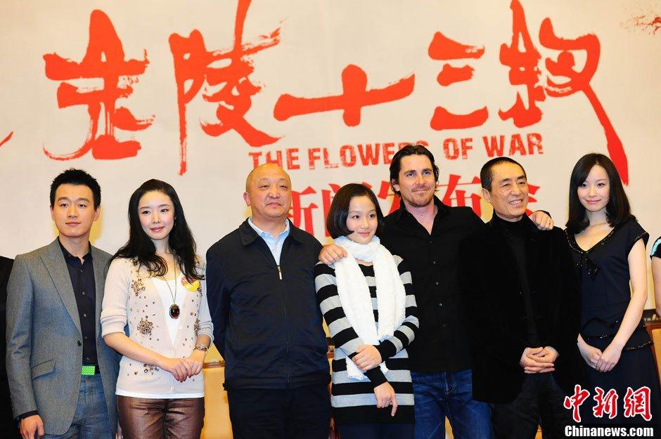 金陵十三钗:南京大屠杀中的特殊女子-读书频道
