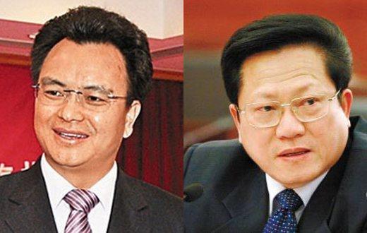 万庆良任广州市委书记 陈建华提名广州市市长