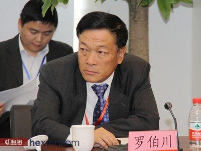 中国人民银行广州分行行长罗伯川