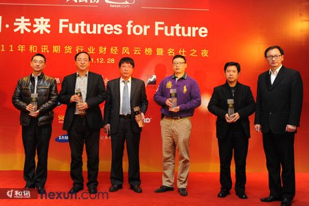2011年度最佳产业服务期货公司