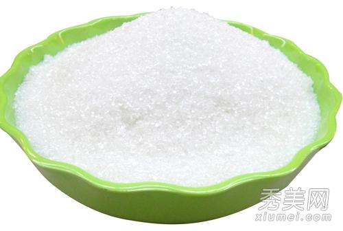 白糖洗脸祛黑痘印6个v白糖小鸭掌秘方放卧室木好吗图片