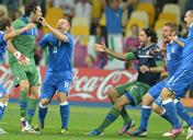 意大利点球大战淘汰英格兰
