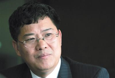 绿地集团董事长张玉良.图/CFP  张玉良,20年前还是上海市...