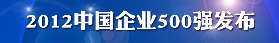 2012中��成�L型企�I���