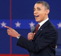 奥巴马表现更具攻击性