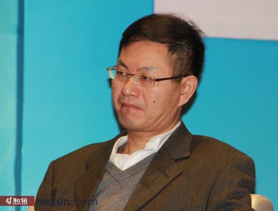 人民大学财政金融学院副院长赵锡军