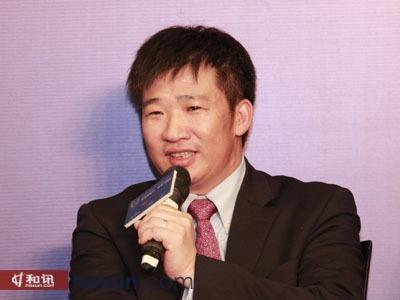 汇添富基金副总经理陈灿辉