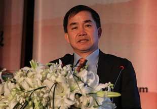 陈志武在年度演说新十年环节中做主题演讲
