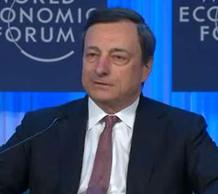 欧洲央行行长专题演讲
