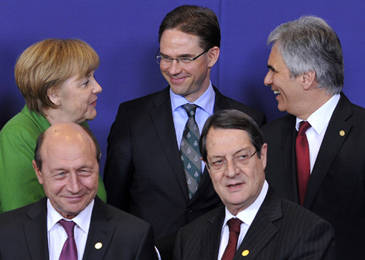 欧盟春季峰会重申经济增长战略