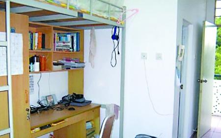 大学生宿舍装饰效果图