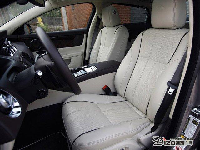 2013款捷豹XJ最高优惠100万 无现车需预订高清图片