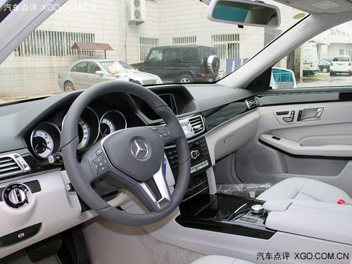 新款奔驰e260狂降价 裸利引领优惠前沿