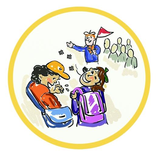 """重庆晨报携手""""中国高铁旅游联盟""""倡导文明旅游,拨打966966曝光游客不"""