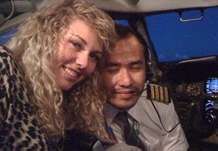 澳大利亚女子称马航副驾驶曾让其进驾驶舱