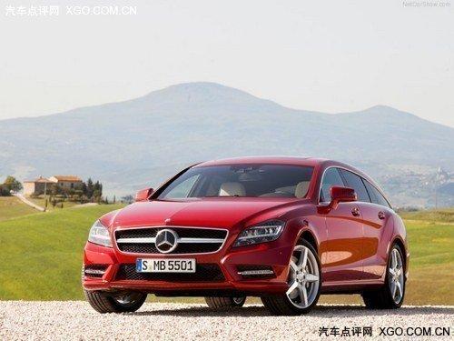 进口奔驰cls300 cls350 北京现车价格 让利12万 高清图片