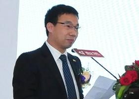 广东国际商品交易中心总裁李盛智致辞