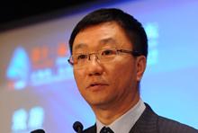 上海期货交易所总经理助理 党剑