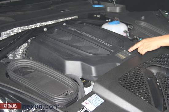 全新保时捷macan在京发布 三款车型售价55.8-98.8万元
