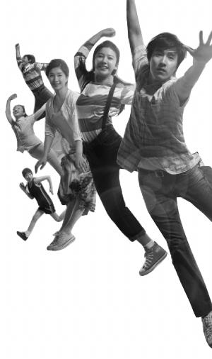 《致青春》海报-致青春 成功逆袭跃居 最佳影片 票选榜首位图片
