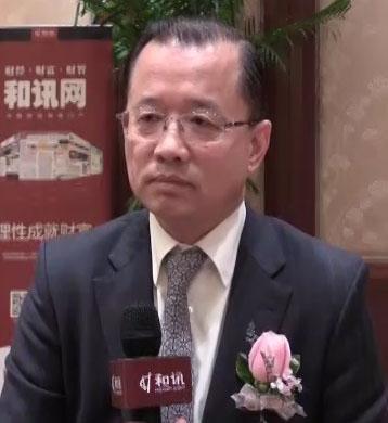 中信银行国际首席经济师廖群