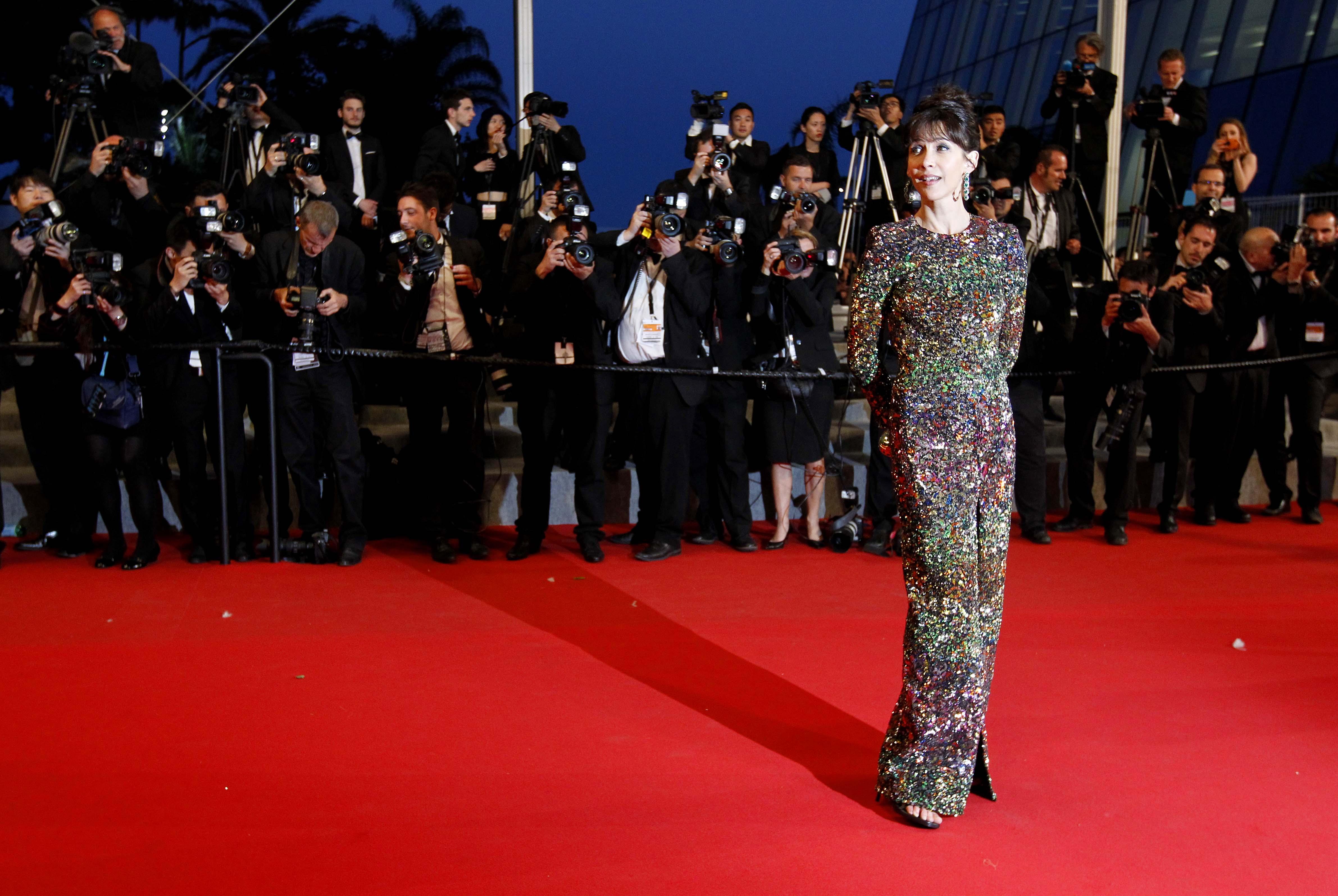 当日,戛纳电影贾樟柯的故人《新作导演》在中国电影节首映.秒播宅男午夜伦理山河图片