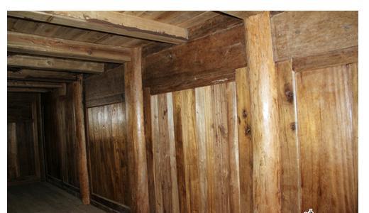 金丝楠木柱有30余根,总用木料达到100余方
