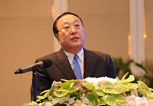 外交部国际经济司司长张军致辞