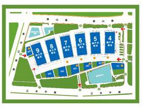 南京���H博�[中心交通路�指引