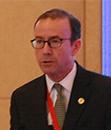 纽约梅隆银行执行委员会委员、亚太区主席 利格思
