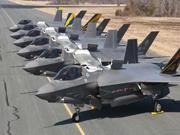 美军F-35将在2017年部署日本