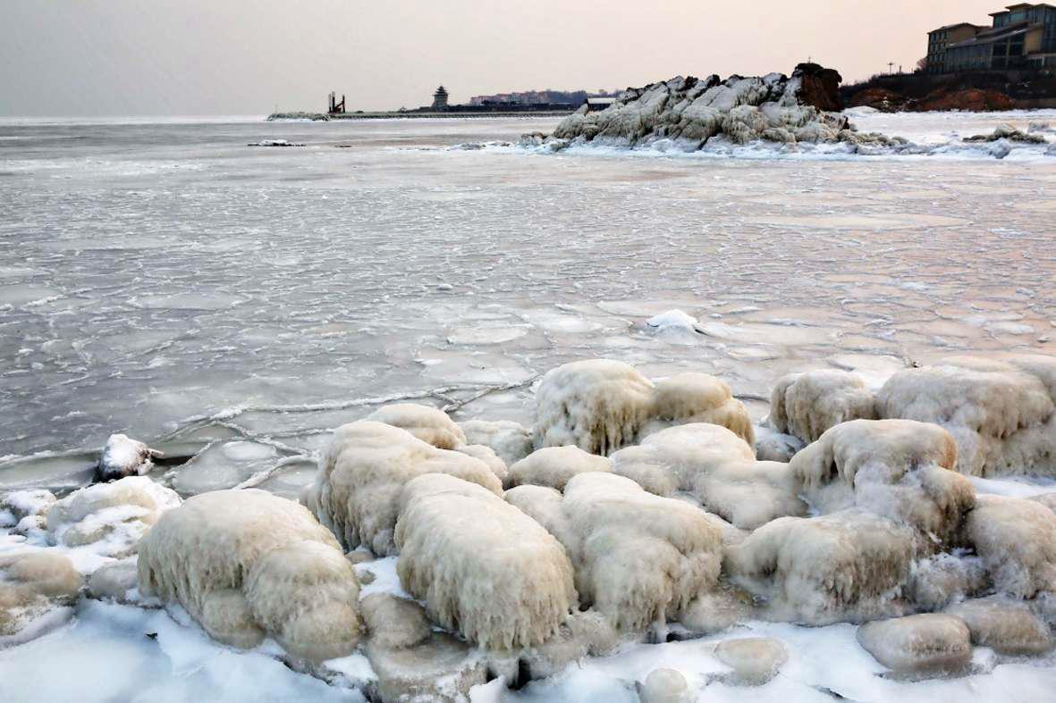 冰冻大海-新闻频道-和讯网